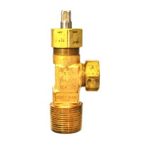 """1""""-11.5 NGT-CL Ton Container Valve"""