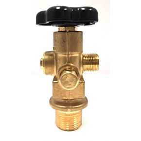"""Sherwood CGA 320, 1.125"""" UNF 2B Inlet, 3360 PSI Pressure Relief Device"""